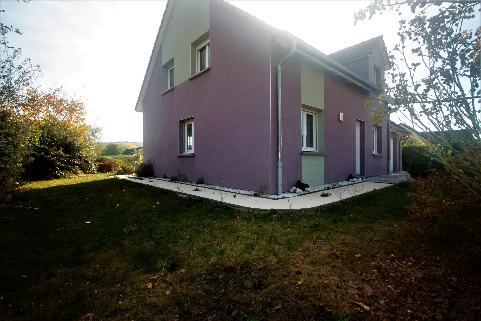 vente maison de 2007 plain pied 4 chambres. Black Bedroom Furniture Sets. Home Design Ideas